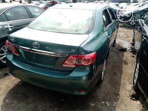 Toyota Corolla 2010 Green | Cars for sale in Lagos State, Apapa
