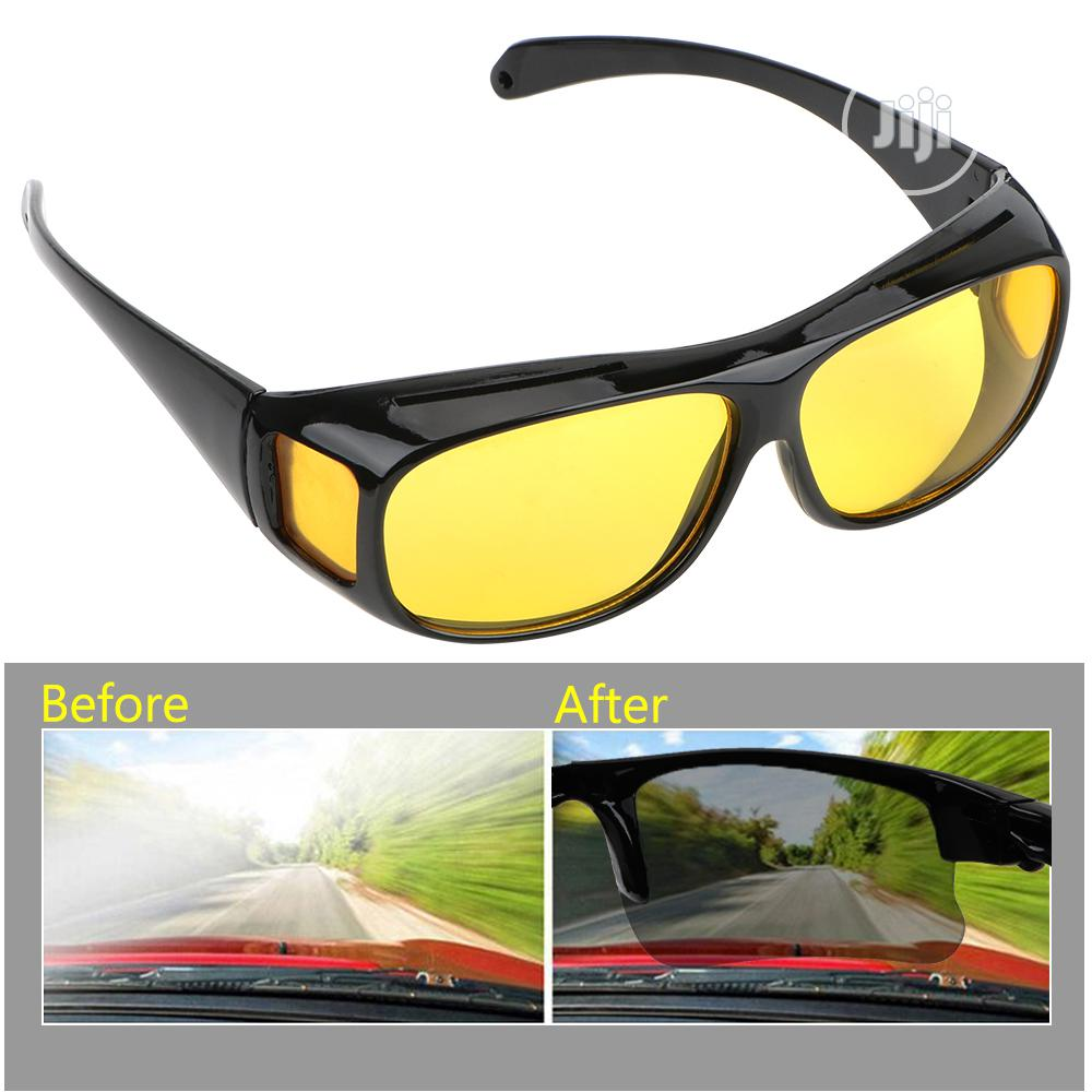 HD Night Vision Driving Eyewear