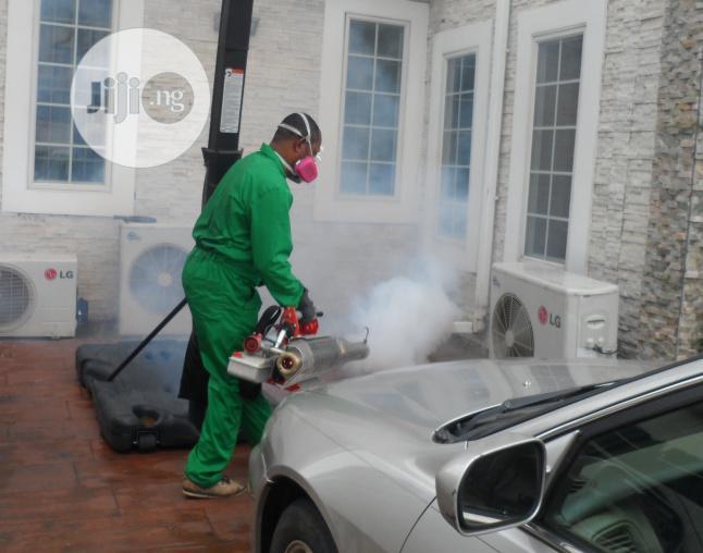Xmas Fumigation Service