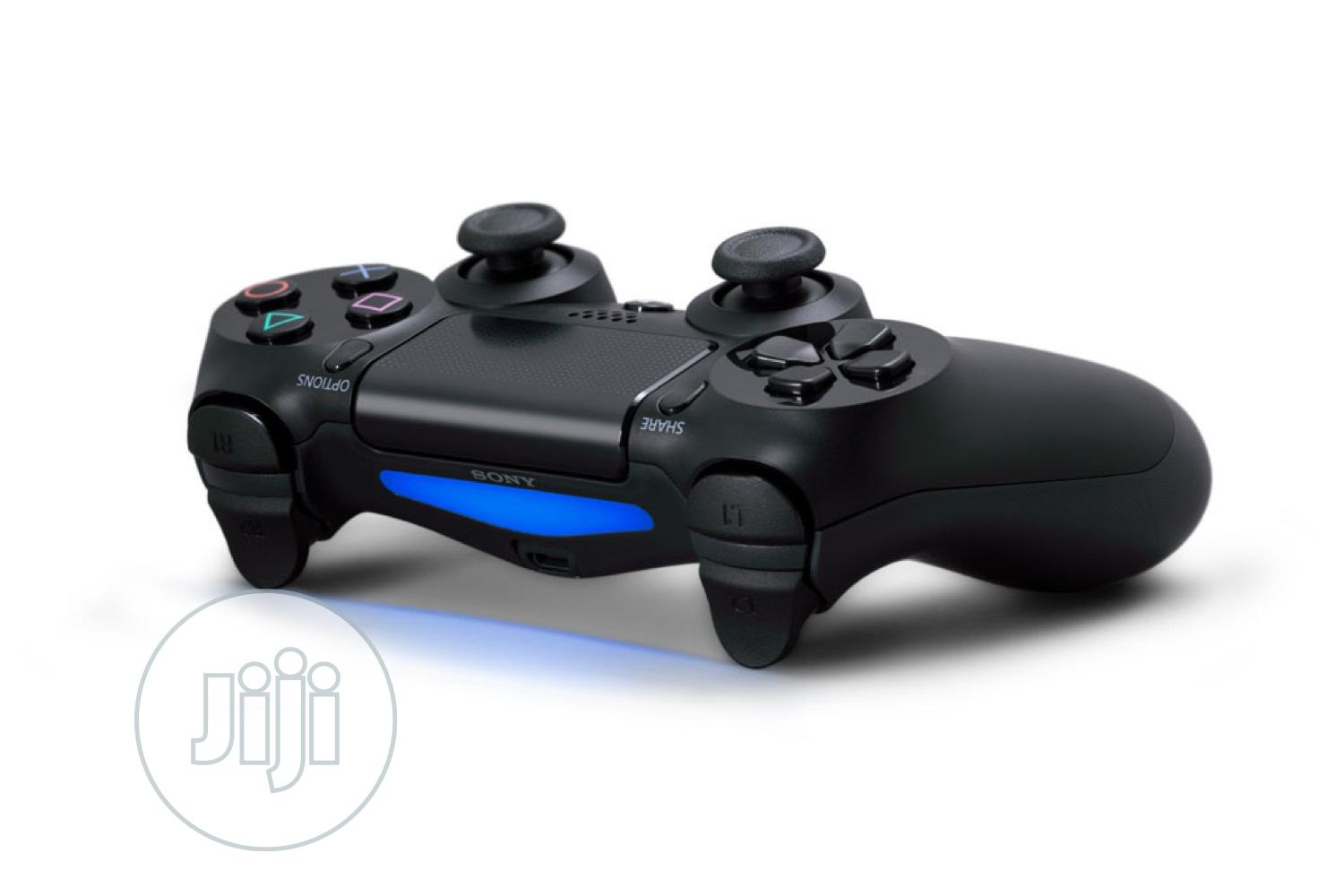 Ps4 Pad Wireless Controller V2 | Accessories & Supplies for Electronics for sale in Ikeja, Lagos State, Nigeria