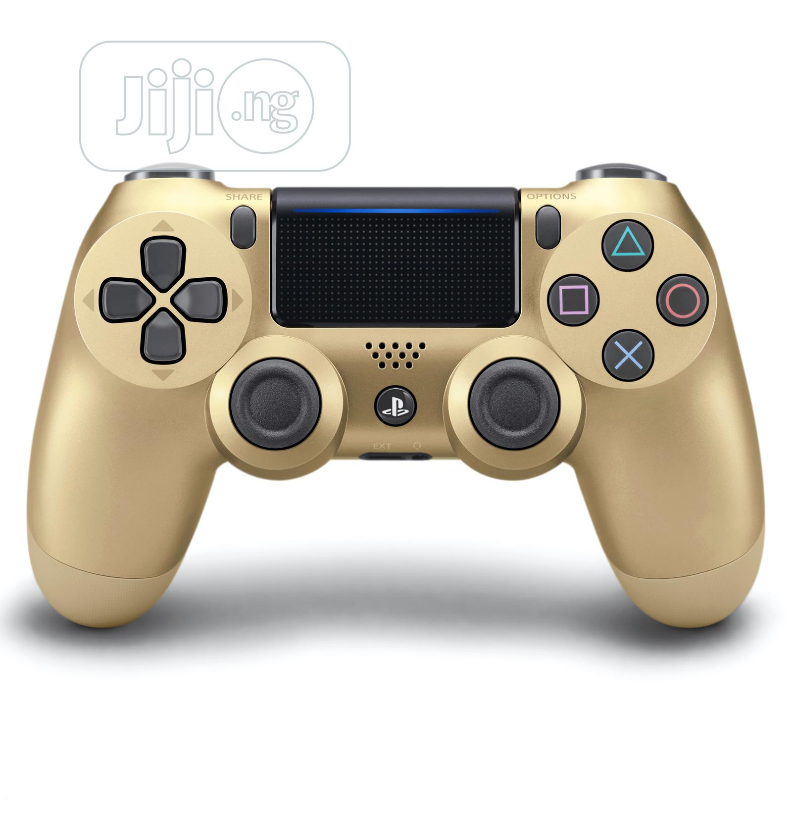 Ps4 Pad Wireless Controller V2   Accessories & Supplies for Electronics for sale in Ikeja, Lagos State, Nigeria