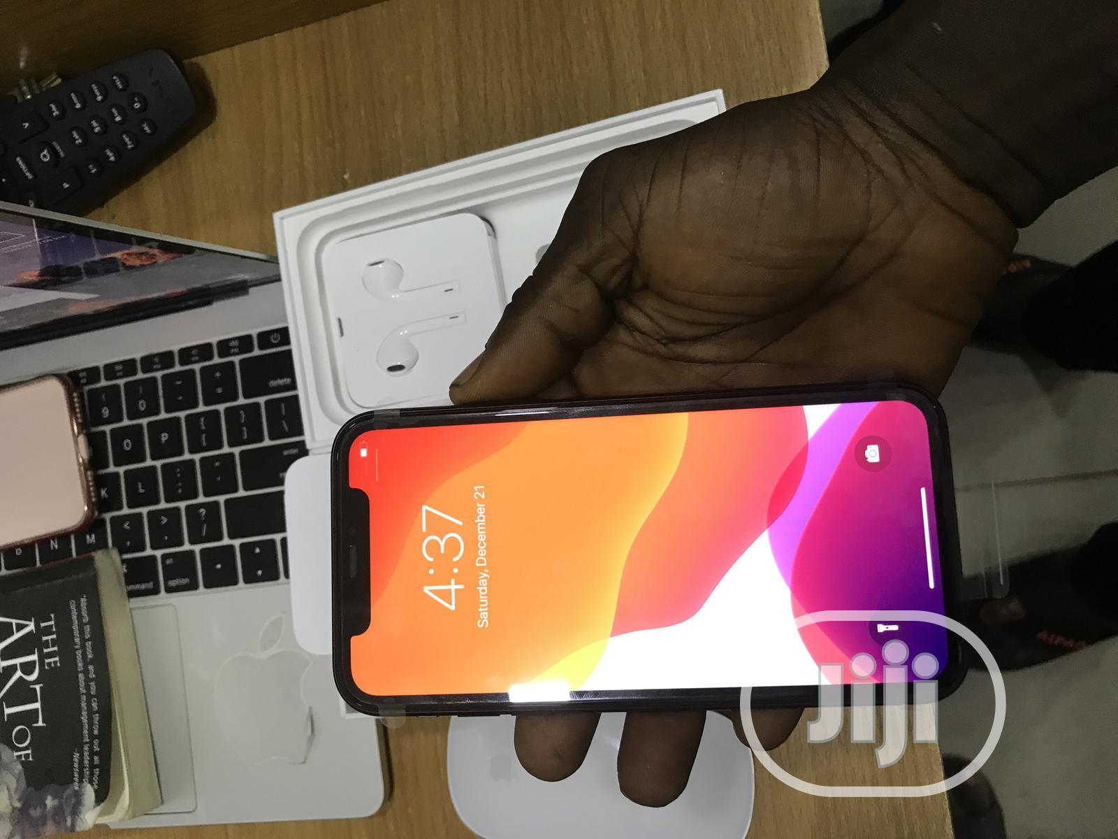 New Apple iPhone 11 128 GB Black   Mobile Phones for sale in Ikeja, Lagos State, Nigeria