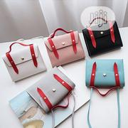 Ladies Mini Fashion Bag Available In Light Blue And Grey.   Bags for sale in Ogun State, Ijebu