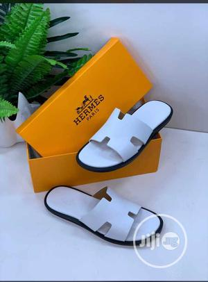 Original Hermes Palm Slippers Available   Shoes for sale in Lagos State, Surulere