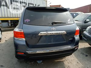 Toyota Highlander Limited 2012 Gold | Cars for sale in Lagos State, Apapa