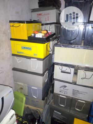 Sell Your Scrap Inverter Battery Ojodu Berger   Electrical Equipment for sale in Lagos State, Ojodu