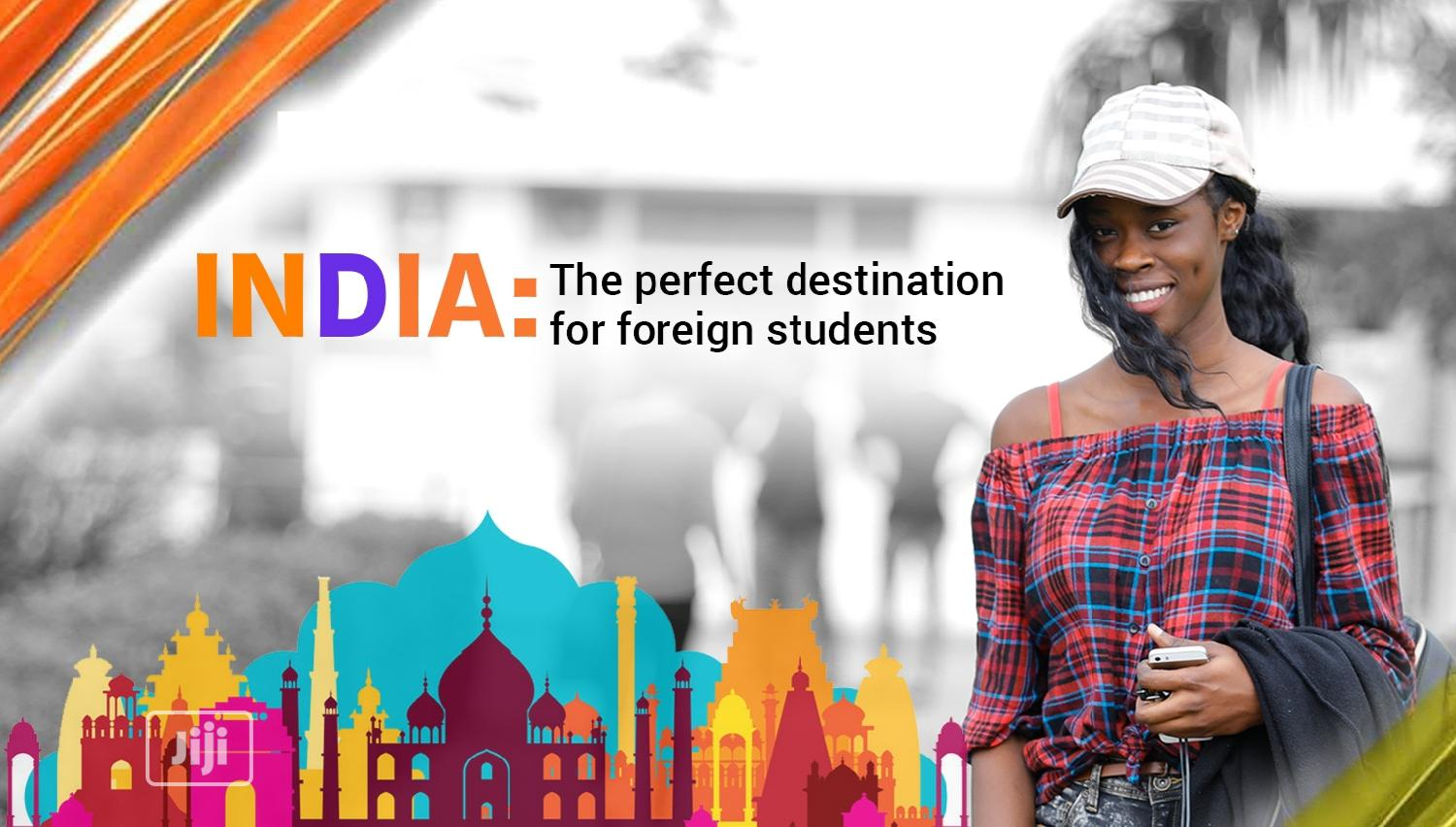 Study In India! | Travel Agents & Tours for sale in Lekki, Lagos State, Nigeria