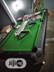 7ft Snooker Board With Complete Accessories | Sports Equipment for sale in Lagos State, Surulere