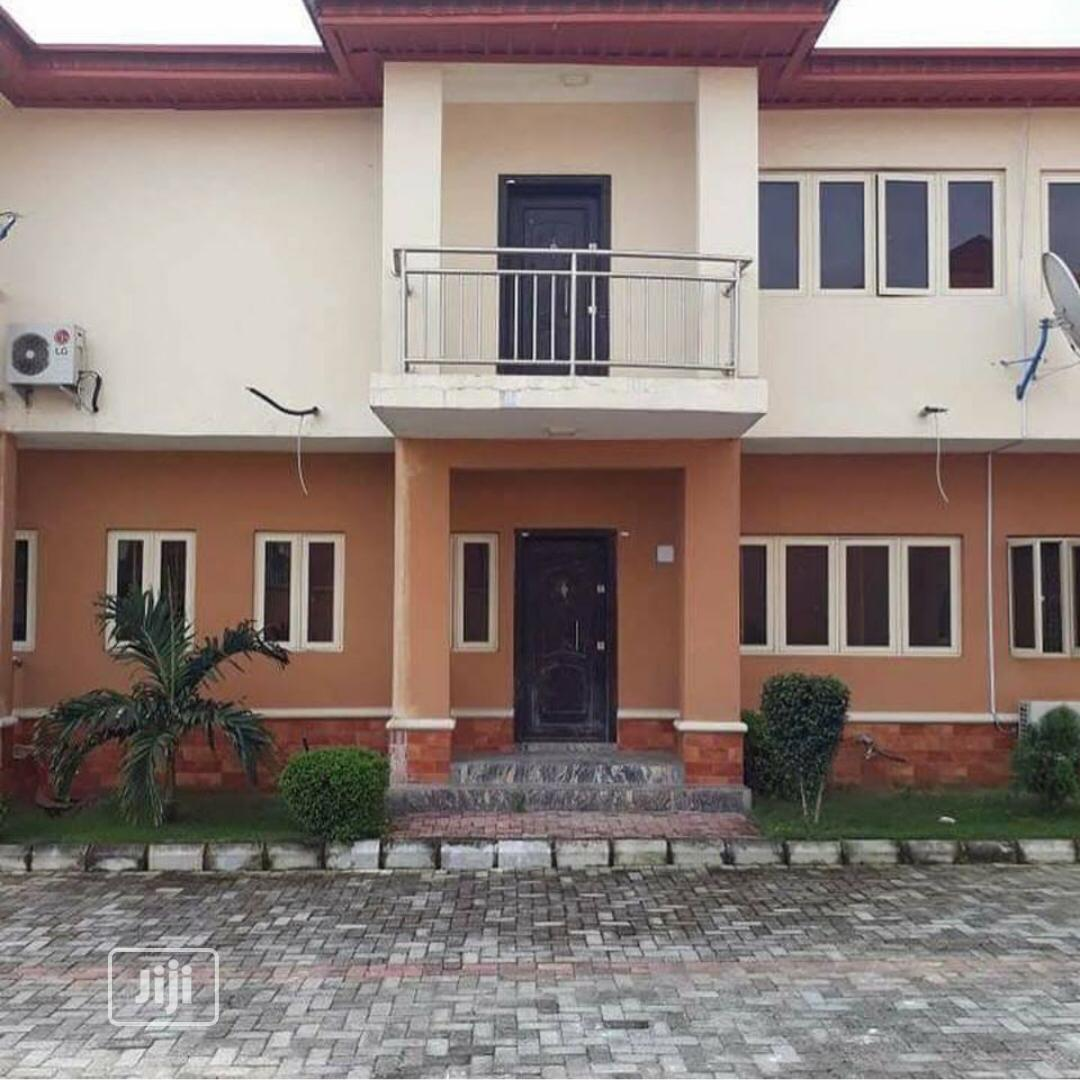 Archive: Brand New And Tastefully Finished 4 Bedroom Terrace Duplex In Surulere
