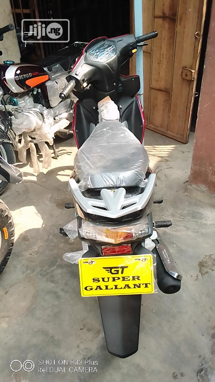 New Super Gallant Buffalo 2019 Black | Motorcycles & Scooters for sale in Yaba, Lagos State, Nigeria