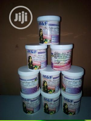 M&F Organic Hair Growth Cream | Hair Beauty for sale in Kano State, Gwale