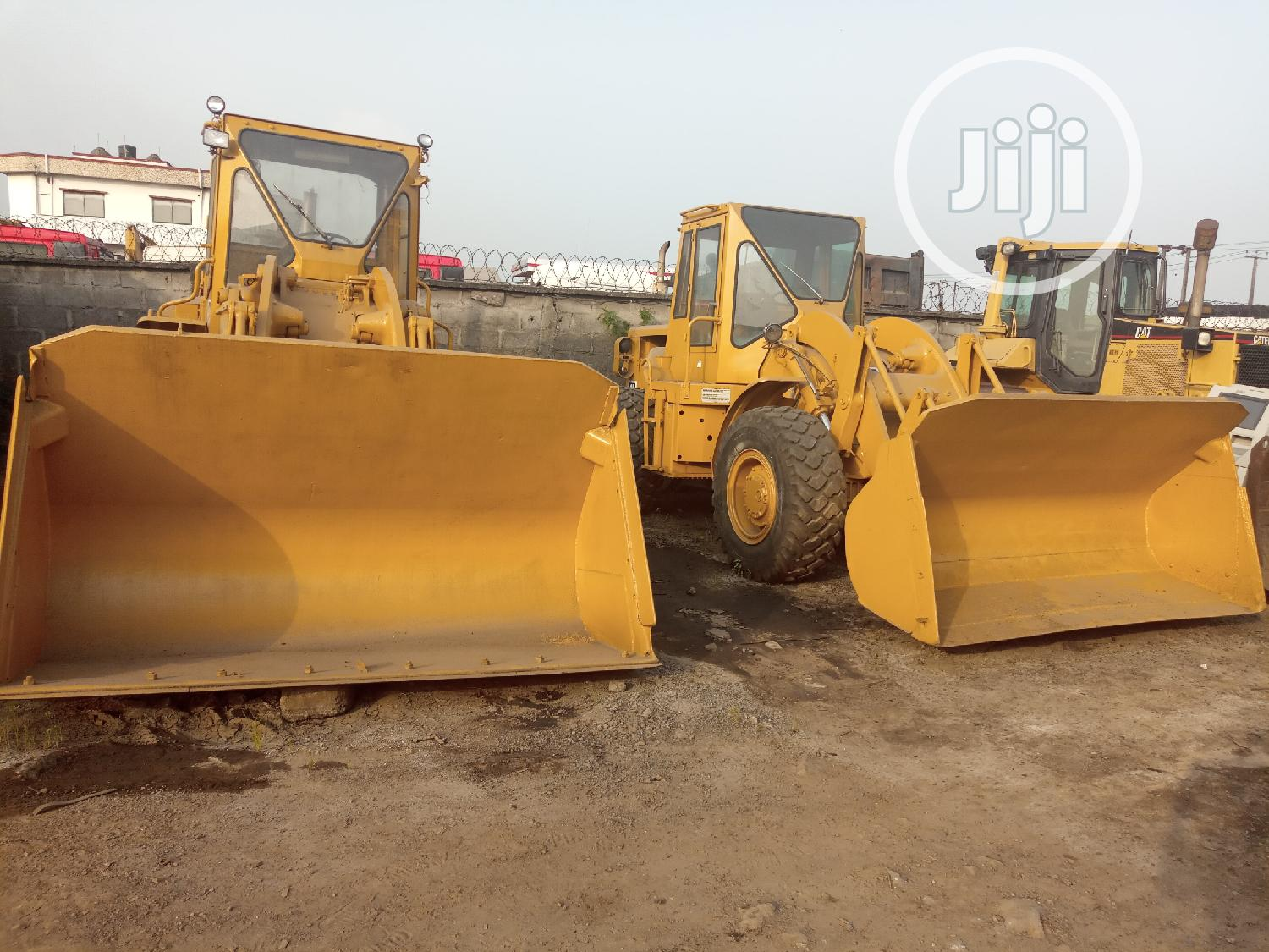 Caterpillar Pale Loader.American Used 966C | Heavy Equipment for sale in Oshodi, Lagos State, Nigeria