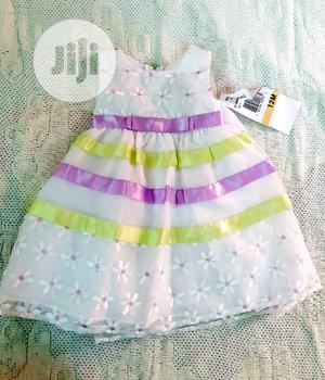 Rare Editions Baby Girl 2 Piece Set Dress for Special Occassion | Children's Clothing for sale in Lagos State, Victoria Island
