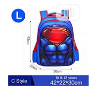 Kids 3D Muscle Super Man School Bag | Babies & Kids Accessories for sale in Lagos State, Alimosho
