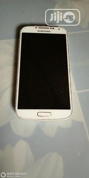 Samsung Galaxy S4 mini I9195I 8 GB White | Mobile Phones for sale in Lagos State, Ifako-Ijaiye