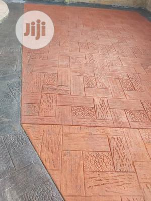 Concrete Stamp Floor | Building Materials for sale in Lagos State, Isolo