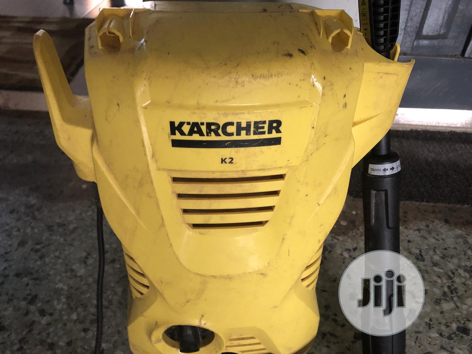Pressure Washer Karcher K2 1600 Psi | Garden for sale in Ikeja, Lagos State, Nigeria
