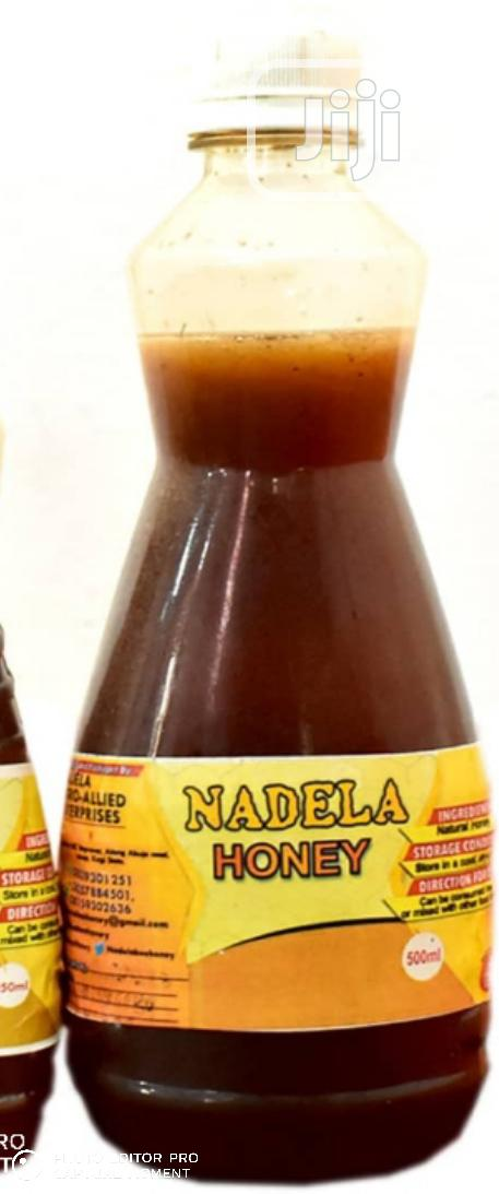 Archive: Nadela Honey 500ml