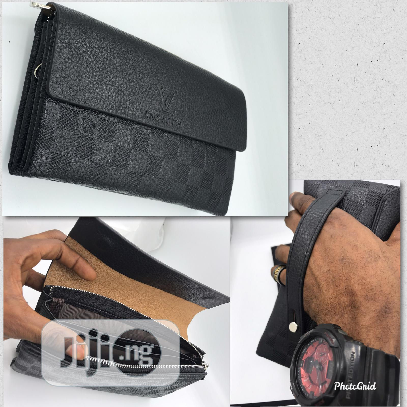 Louis Vuitton Leather Pruse Wallet Available as Seen Order Yours Now
