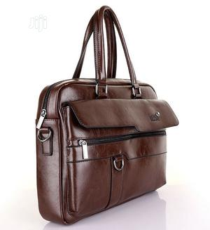 Mont Blanc Leather Office Bag Available as Seen Order Yours Now | Bags for sale in Lagos State, Lagos Island (Eko)