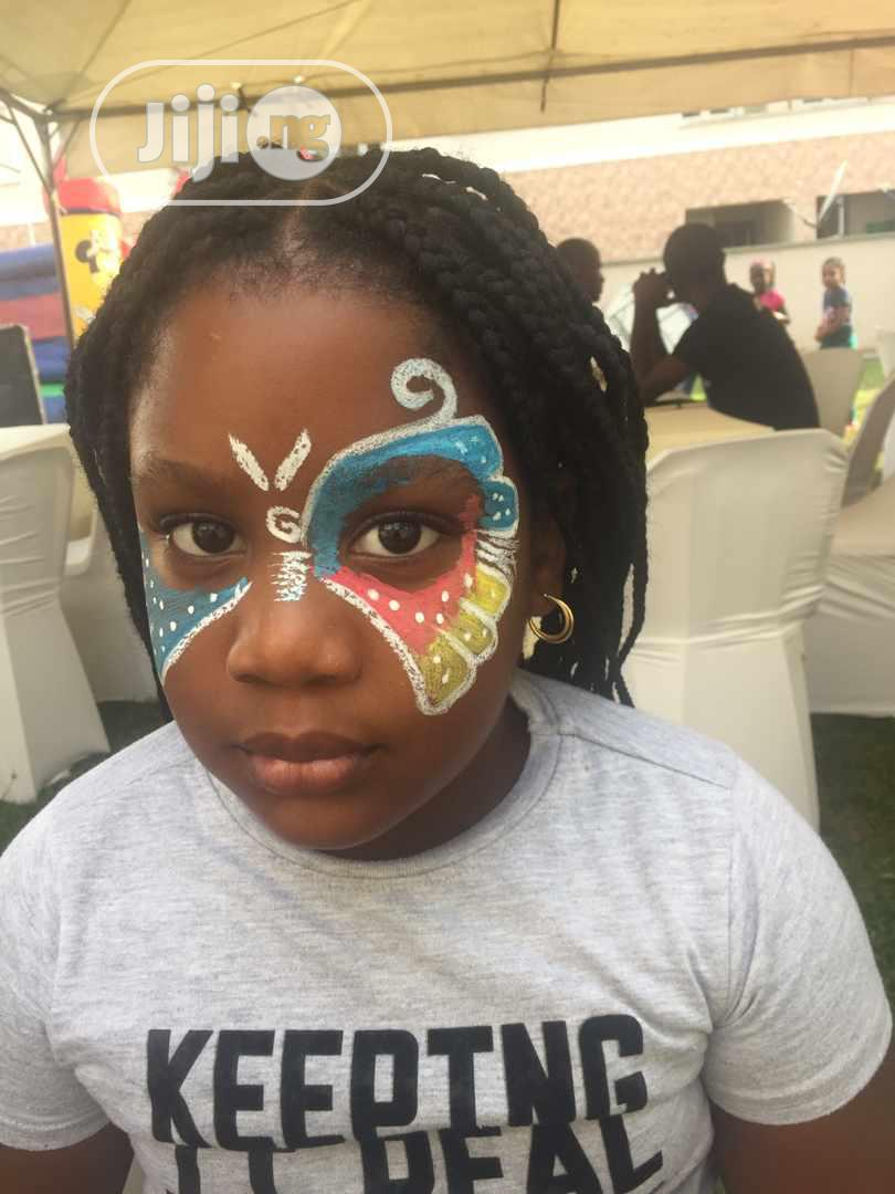 Face Painting Service | Party, Catering & Event Services for sale in Lagos Island (Eko), Lagos State, Nigeria