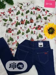 Lovely Stock Jeans And London Shirts | Children's Clothing for sale in Lagos State