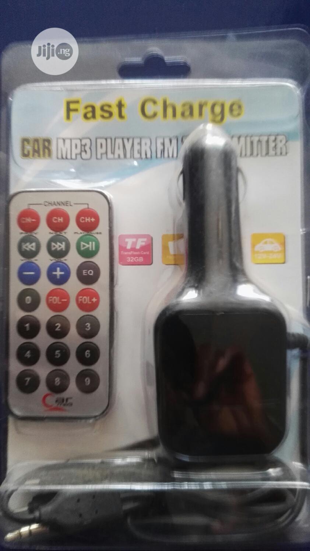 Car MP3 , Radio FM Modulator, USB/TF/AUDIO Card Wirh 206 FM Channels   Vehicle Parts & Accessories for sale in Alimosho, Lagos State, Nigeria