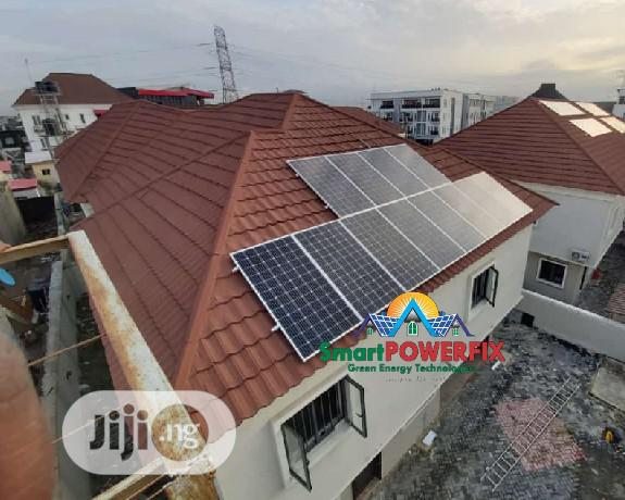Complete 5kva Solar Powered Inverter Installation | Building & Trades Services for sale in Gwarinpa, Abuja (FCT) State, Nigeria