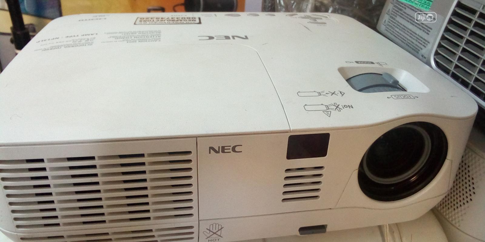 Unique And Portable NEC Projector