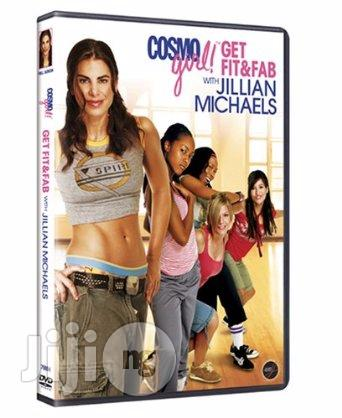 Get Fab And Fit Work-out DVD By Jillian Michaels