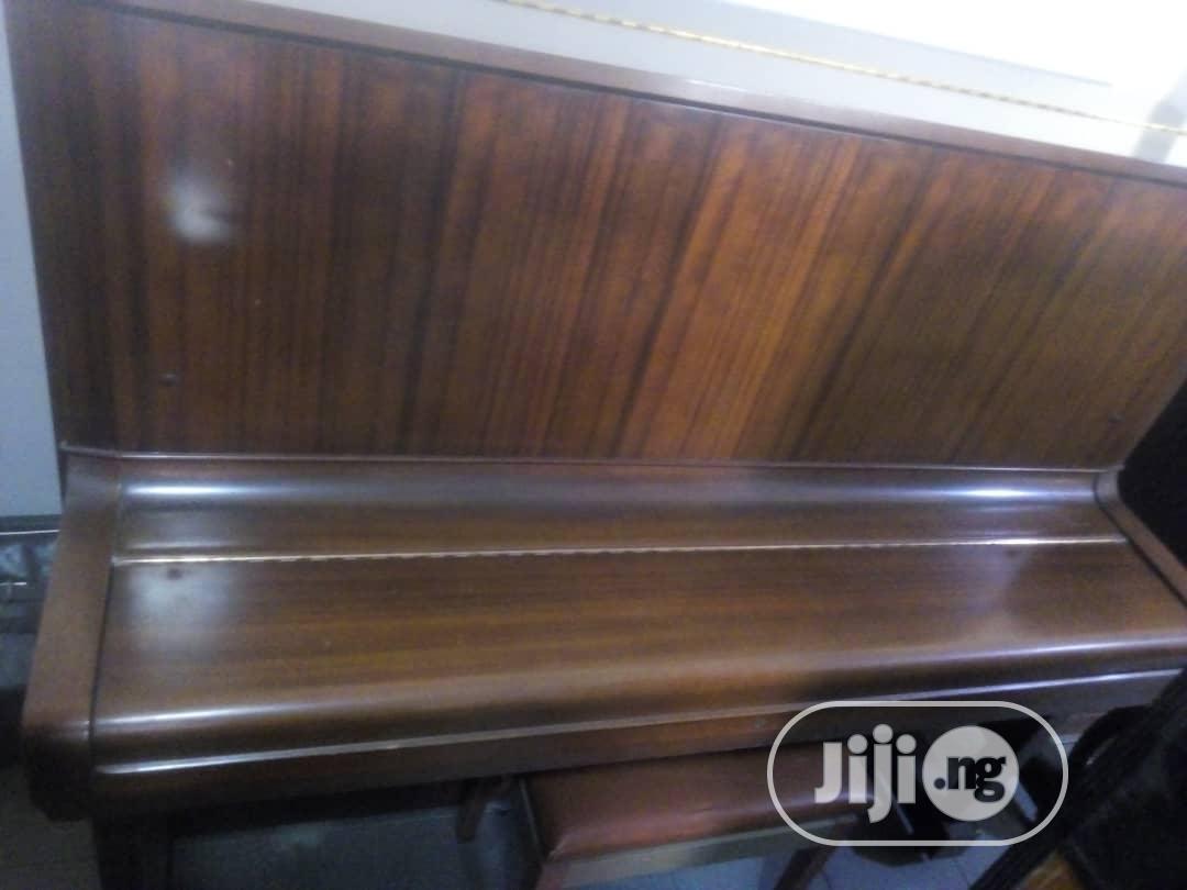 Archive: Yamaha U5 Upright Piano