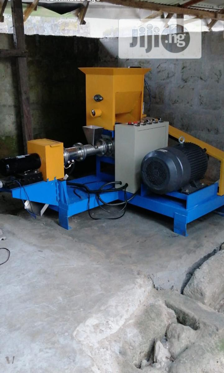 150kg/Hr Imported Floating Fish Feed Machine