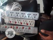 This Is Extension Socket With 5 Port   Accessories & Supplies for Electronics for sale in Lagos State, Ikeja
