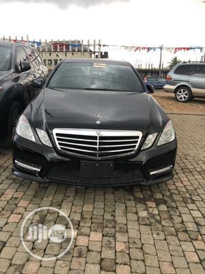 Mercedes-Benz E350 2013 Black | Cars for sale in Lagos State, Ojodu
