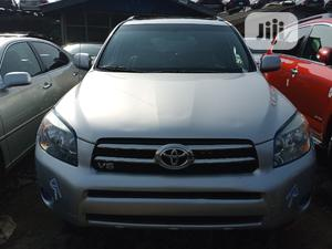 Toyota RAV4 2008 Limited Silver | Cars for sale in Lagos State, Apapa