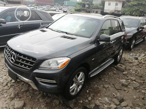 Mercedes-Benz M Class 2013 Blue   Cars for sale in Lagos State, Apapa