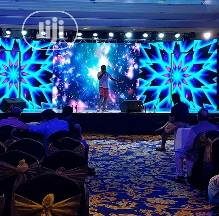 Rental Led-screen/Lighting For Events