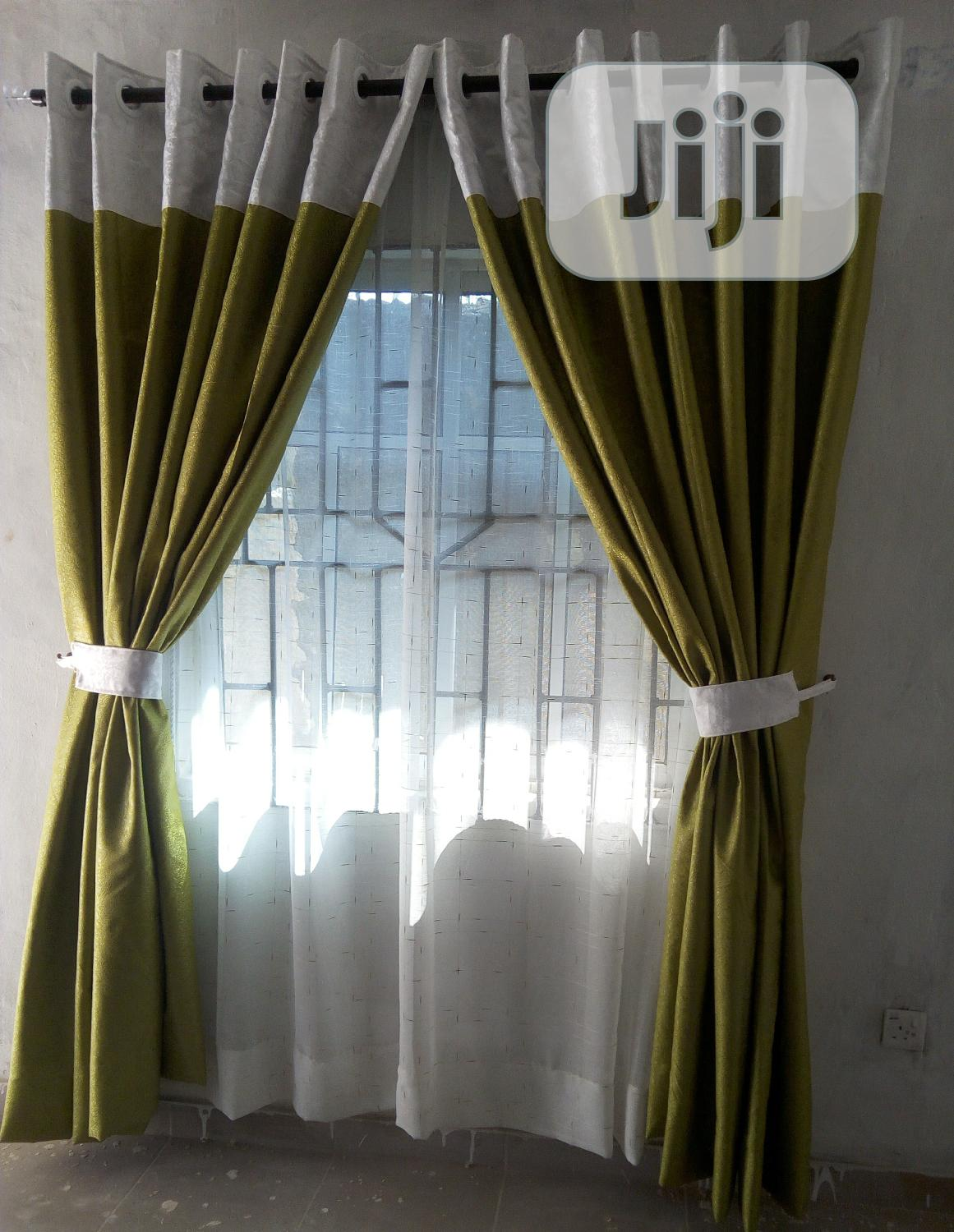 Italian Quality Curtian | Home Accessories for sale in Yaba, Lagos State, Nigeria