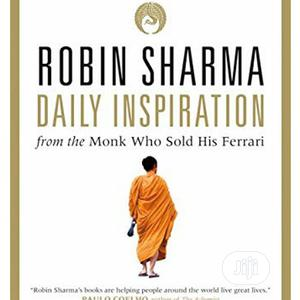 Robin Sharma - Dally Inspiration.Free Delivery   Books & Games for sale in Lagos State, Surulere