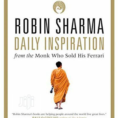 Robin Sharma - Dally Inspiration.Free Delivery