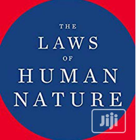 The Laws of Human Nature.Free Delivery
