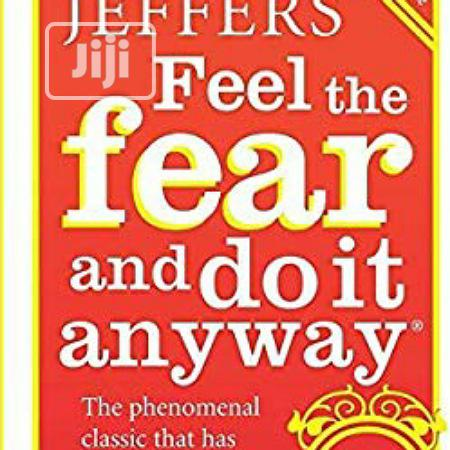 Feel The Fear And Do It Anyway. Free Delivery   Books & Games for sale in Surulere, Lagos State, Nigeria
