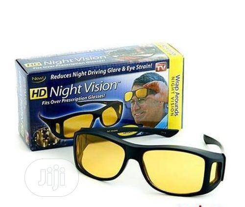 Hd Night Vision Glasses 2pcs