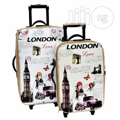 Fashion Lady Travell Luggage 24-inch & 20-inch