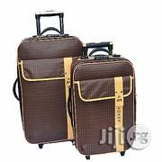 New Trolley Travel Bag 2 Set- Black | Bags for sale in Lagos State
