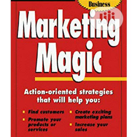 Archive: Marketing Magic.Free Delivery