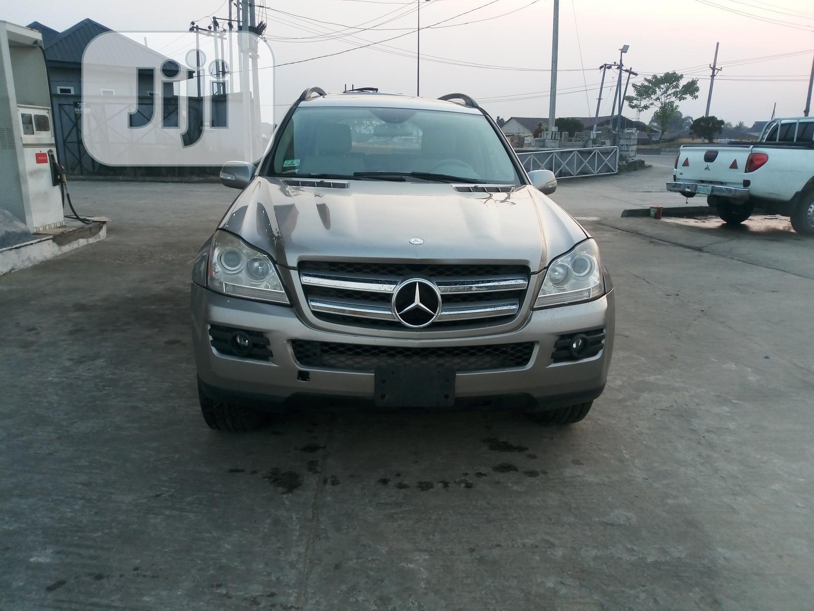 Mercedes-Benz GL Class 2007 GL 450 Gray