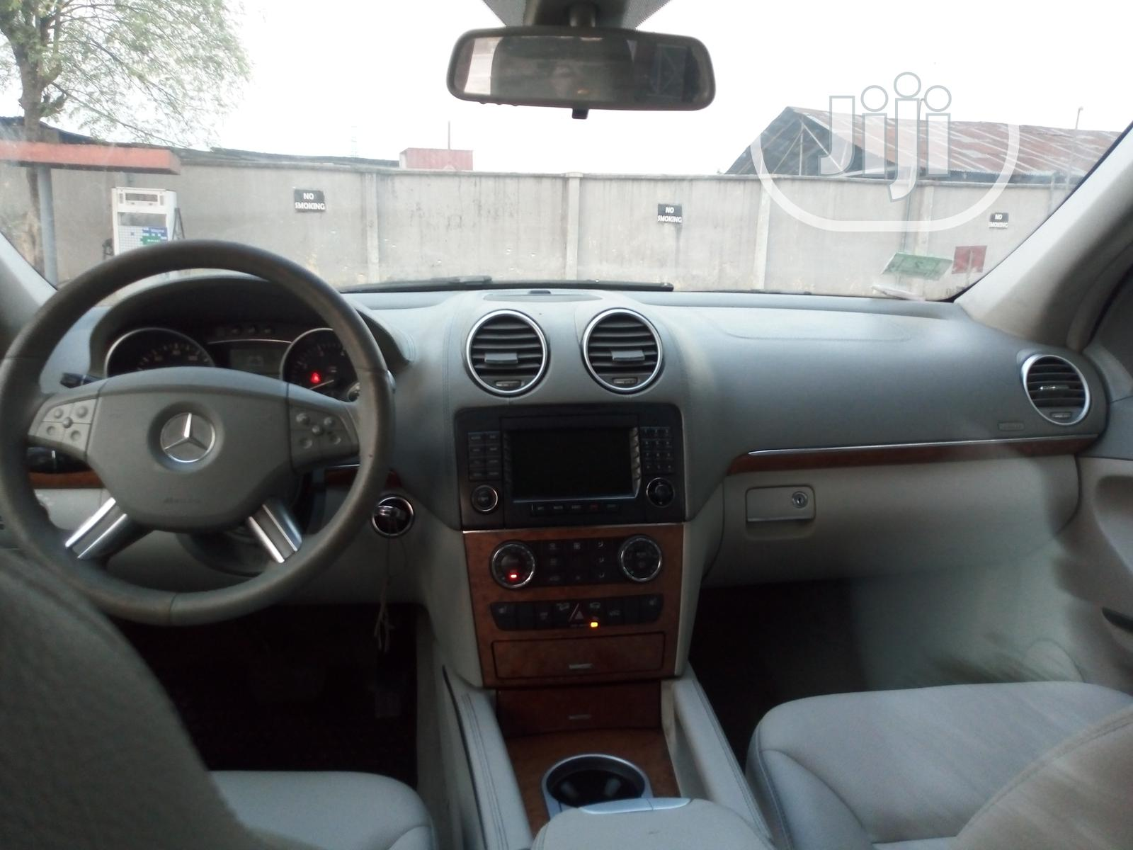 Mercedes-Benz GL Class 2007 GL 450 Gray | Cars for sale in Port-Harcourt, Rivers State, Nigeria