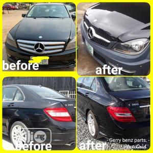 Benz Upgrades