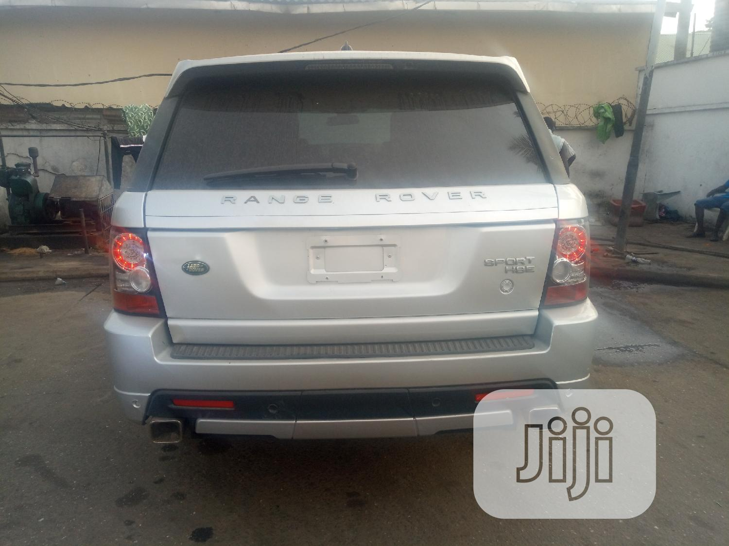 Land Rover Range Rover Sport 2007 HSE 4x4 (4.4L 8cyl 6A) Silver | Cars for sale in Mushin, Lagos State, Nigeria